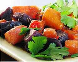 Yam Thanksgiving Recipes Thai Style Baked Sweet Potatoes And Yams Racipe