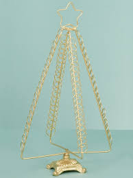 christmas card holder 50cm 80 card christmas card holder standing gold silver decoration