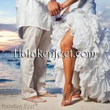 barefoot sandals for wedding barefoot sandals toe thongs foot jewelryhalaken