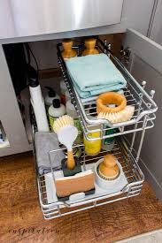the kitchen sink cabinet organization the best tips on how to organize the kitchen sink