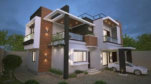 Design House 3d Exterior Modern Exterior Design Of The House By User Gagan Matharu