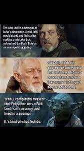 Et Is A Jedi Meme - star wars the last jedi discussion thread warning spoilers