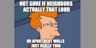 Fry Meme - fry meme apartment walls