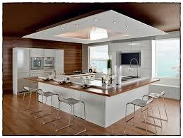 cuisine moderne ilot central cuisine cool cuisine with cuisine beautiful bohri