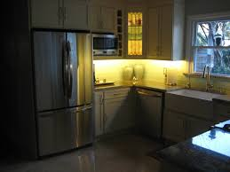 kitchen cabinet lighting modern home interior design