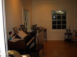a lovely living room velvet u0026 linen