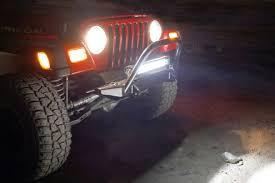 rigid industries led driving lights jeep lighting with rigid industries radiance led