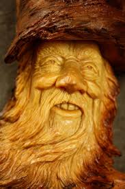108 best carved wood spirits images on woodcarving