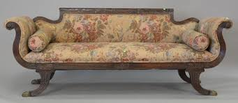 Duncan Phyfe Rose Back Chairs by Auction Catalog U2013 Nadeau U0027s Auction Gallery