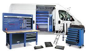 scaffali per furgoni usati gli allestimenti interni per furgone