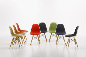 Design Chairs by Eames Plastic Side Chair Dsr Multipurpose Chairs From Vitra