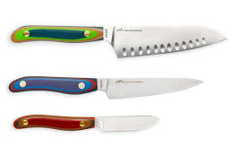 What Is The Best Set Of Kitchen Knives G Fusion Chef Knives New West Knifeworks