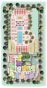 day spa floor plan layout amenity deck options 1st avenue residences