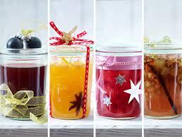 selbstgemachte weihnachtsgeschenke aus der küche glück in gläsern weihnachtliche marmeladen selbermachen