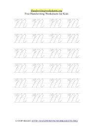 handwriting worksheets free pdf printable cursive dotted writing