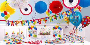 party supplies rainbow balloon bash birthday party supplies balloon decorations