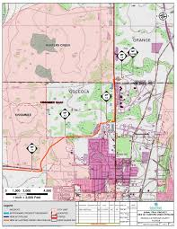 Map Of Kissimmee Florida by Kissimmee And Hunters Creek Hunters Creek Pipeline Osceola And