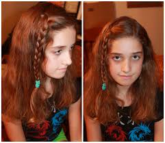 Simple Girls Hairstyles by Cute And Easy Hairstyles For Simple Hairstyle Ideas For