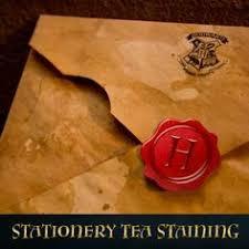 homemade u0026 personalized harry potter hogwarts acceptance letter