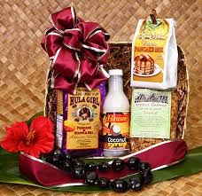 hawaii coffee connection gift baskets free shipping and
