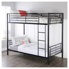 White Bunk Bed With Trundle Bunk Beds Target