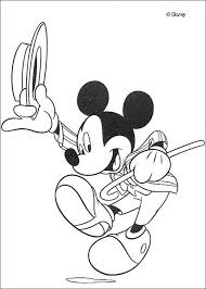 minnie mouse dolphin coloring pages hellokids