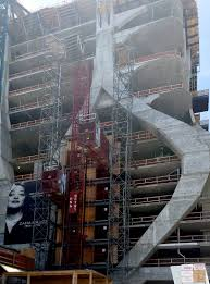 one thousand museum 1000 museum by zaha hadid takes shape in miami