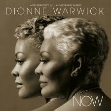 50th anniversary photo album now a celebratory 50th anniversary album by dionne warwick on