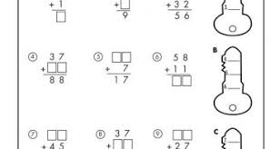 4th grade division worksheets tables related facts 10s 1 kelpies