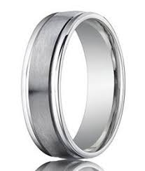 mens designer wedding rings designer 950 platinum polished profile s wedding ring 6mm