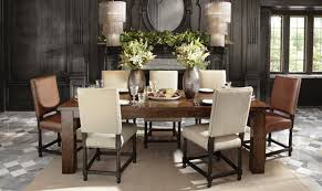 Luxury Dining - arhaus dining table tables luxury dining room table sets counter