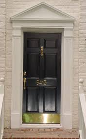 Exterior Door Pediment And Pilasters by Fypon Testimonials Accent Building Products