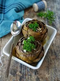 comment cuisiner l artichaut artichauts farcis végétariens cuisson vapeur douce recettes de