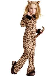 Wild Cat Halloween Costume Wild Cat Child Costume Girls Cat Halloween Costumes