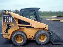 mustang bobcat mustang 2086 skid steer used for sale