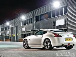 nissan 370z yellow edition nissan 370z 4x4 news photos and reviews