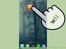 create folder on android how to create and delete a folder in file commander for android phones