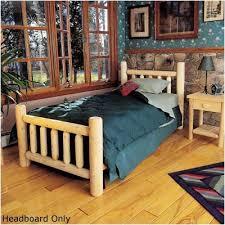 Rustic Bed Headboards by Rustic Cedar Rustic Log Bed Slat Headboard U0026 Reviews Wayfair