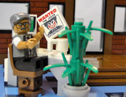 commissioner gordon u0027s office lego creations the ttv message boards