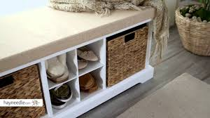 Entryway Storage Bench by Belham Living Dempsey Entryway Storage Bench Product Review