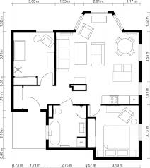 house plan 2 bedroom floor plans roomsketcher images for house