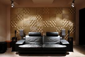 Bedroom Panelling Designs Decorative 3d Wall Panels Adding Dimension To Empty Walls In