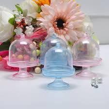 bonbonni re mariage de mariage fovor creative transparent en plastique plateau de