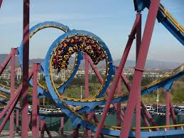 Theme Park Six Flags Theme Park U2013 Six Flags Magic Mountain
