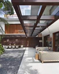 Modern Colonial House Plans Contemporary Colonial Home In Rio Decorated In Neutral Palette