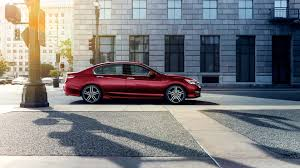 2018 honda accord on road red color hd wallpaper latest cars