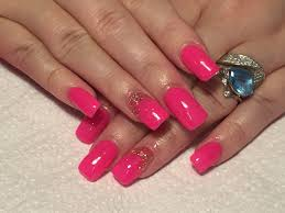 acrylic nails how to using crystal nails acrylic liquid and