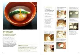 livre de cuisine japonaise le livre de la vraie cuisine japonaise la marande