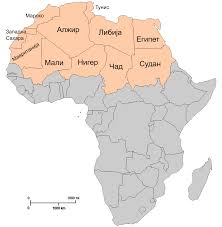 Political Map Of Africa by File Political Map Of North Africa Mk Svg Wikimedia Commons