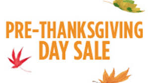 kmart pre thanksgiving day sale launched
